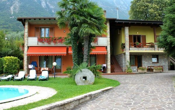 villa panoramica apartments malcesine